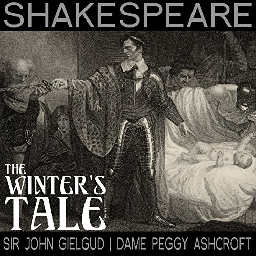 The Winter's Tale (Dramatised) audiobook cover art