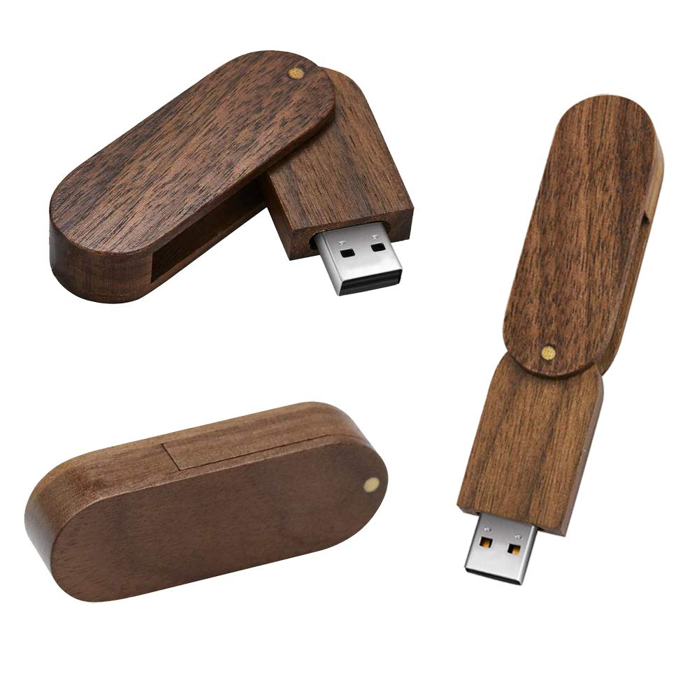E.T. INSIDE 32GB Memorias USB Madera 10 Pack Pendrive con Caja de ...