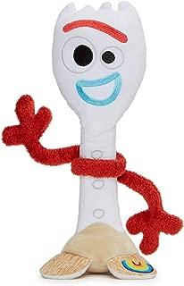 Posh Paws 37303 Disney Pixar Story 4 Forky Soft Toy in Gift Box, Multi