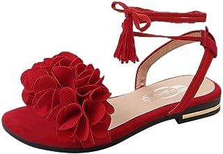 Para Zapatos Amazon Niña ZapatosY Rojas esSandalias CeWdrxoB