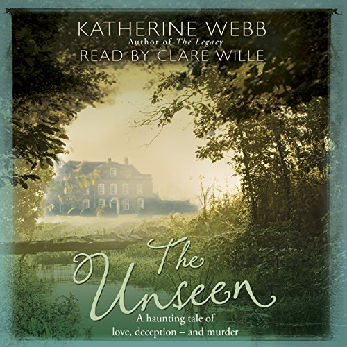The Unseen audiobook cover art