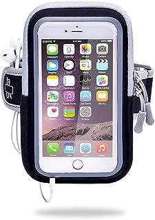 Funda para teléfono con brazalete deportivo, EFFE 5.5 inch