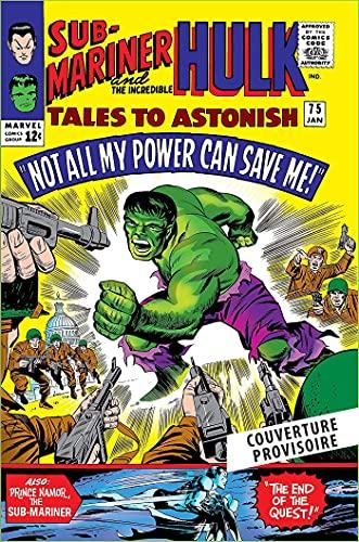 Hulk: L'intégrale 1964-1966