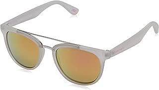 SE6029 Gafas de Sol, Gris (Grey/Other/Gradient Oro Mirror Violet), 52 Unisex Adulto