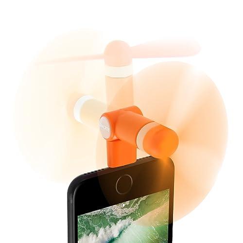 newest 548f5 1559d iPhone Fan Attachment: Amazon.co.uk