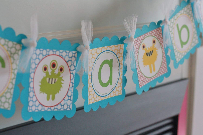 Little Monster Baby Shower New Orleans Mall Bash