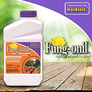 Bonide (BND881) - Fungal Disease Control, Fung-onil Multi-Purpose Fungicide Concentrate (32 oz.)