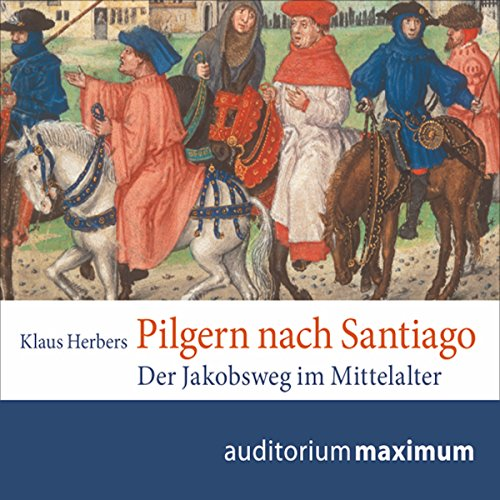 Pilgern nach Santiago Titelbild