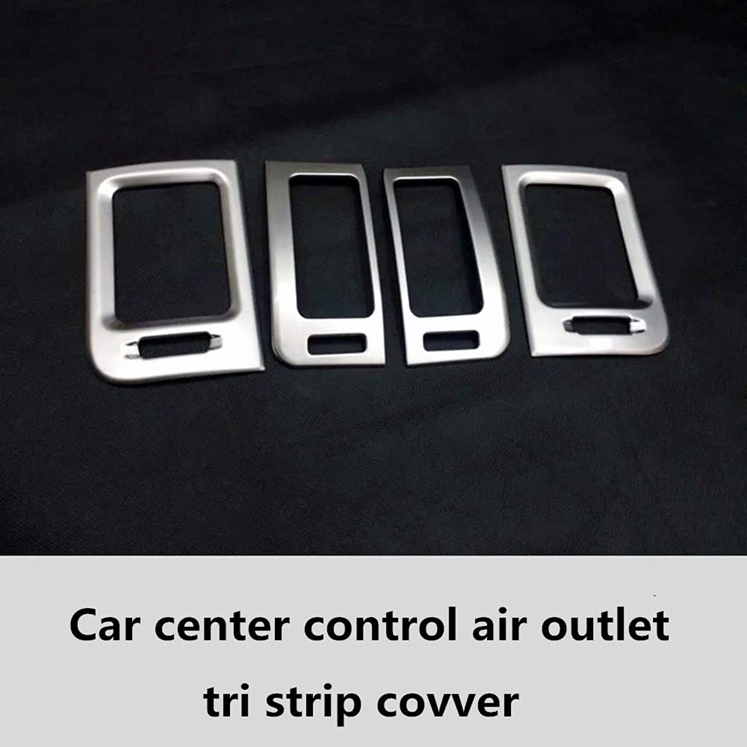 Car Accessories Air Outlet Control Switch Button Frame Decoration Trim Strip Sticker for Nissan XTrail T31 0813