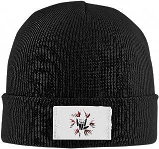 Unisex Winter Gesture_Sharer_Love_Stephen Warm Knitting Hats Wool Caps Skull Beanie Cap Men Women