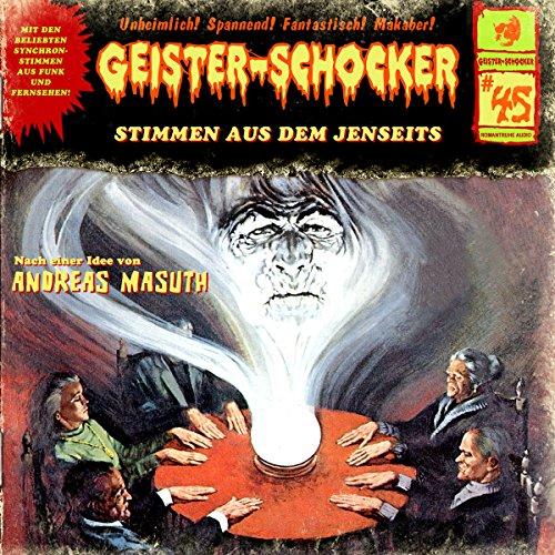 Stimmen aus dem Jenseits (Geister-Schocker 45) Titelbild
