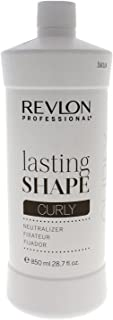 Revlon Revlon Lasting Shape Curly Neutralizer for Unisex 28.7 oz Lotion, 850 ml