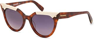 Dsquared2 Women's DQ0277 Sunglasses Brown