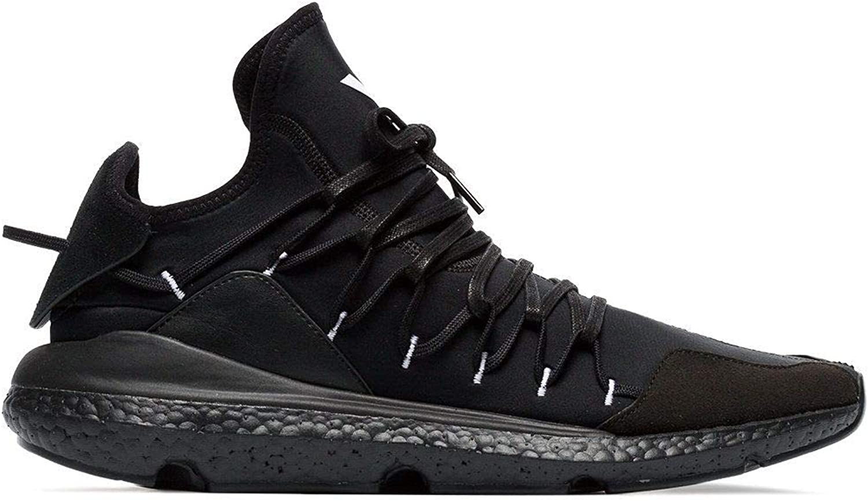 adidas Y-3 Yohji Yamamoto Herren BC0955 Schwarz Wildleder Wildleder Wildleder Sneakers B07HGGLBXS 081783
