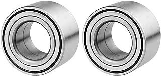 For Yamaha Grizzly 4x4 700 660 550 450 400 350 Wheel Bearings,Front & Rear Wheel Bearing Replaces Yamaha Part #93305-00601-00 93305-00602-00,fits 03-16 Yamaha YFM700 YFM660 YFM550 YFM450 YFM400 YFM350