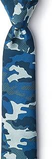 Camouflage Woodland Skinny Tie