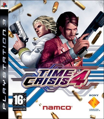 Sony Time Crisis 4 - PS3 PlayStation 3 videogioco