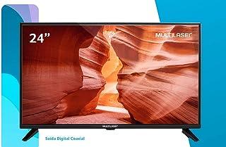 """MONITOR 24"""" HDMI COM CONVERSOR BIVOLT TL016"""