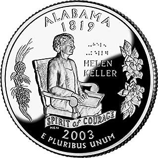 2003 D Bankroll of Alabama Statehood Uncirculated