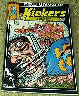 New Universe Kickers Inc. No. 8 Jun