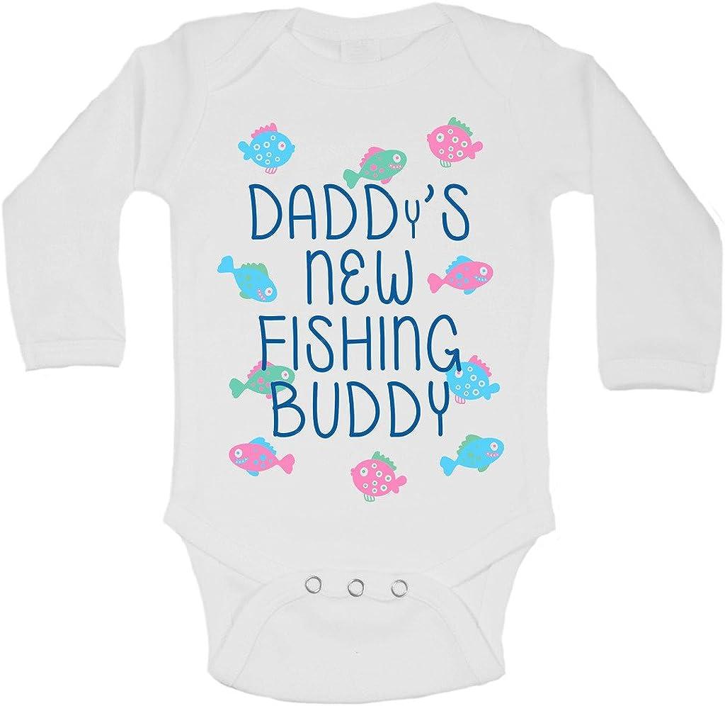 Baby Infant Daddy/'s Fishing Buddy Gerber Onesie