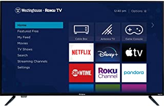 Westinghouse 32 inch Roku HD LED Smart TV (Renewed)