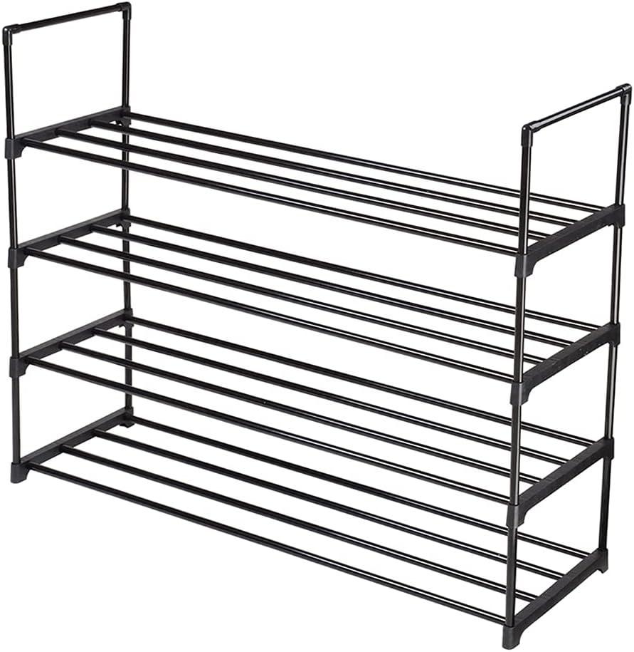 Dolity 4 Tier Shoe Rack Shelf wholesale Storage Organizer Stand Max 70% OFF