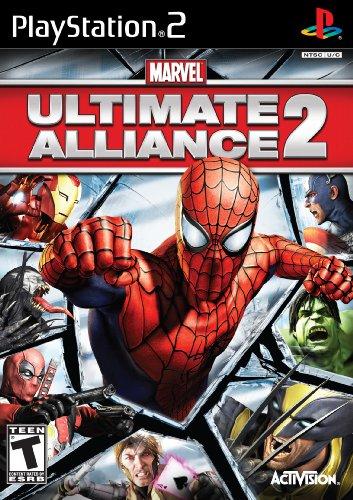 Marvel Ultimate Alliance 2 - PlayStation 2