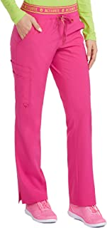 Med Couture Activate Scrub Pants Women, Flow Yoga 2 Cargo...