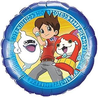 Qualatex Foil Balloon 45282 Yo-kai Watch, 18