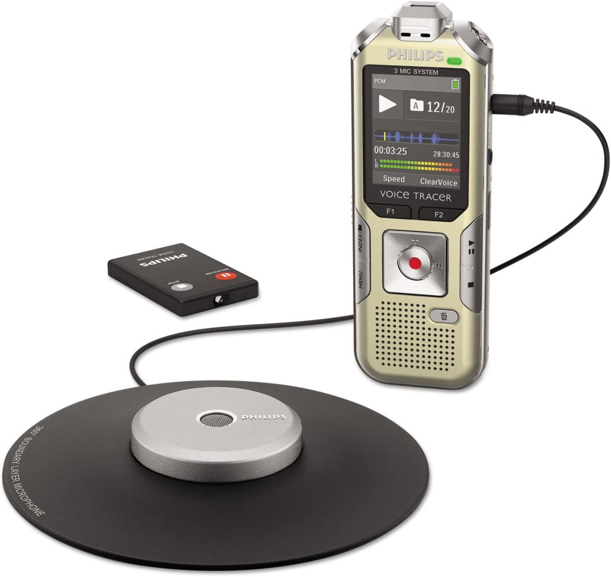 Philips Al sold Max 46% OFF out. DVT8000 Voice Meeting Recorder Tracer