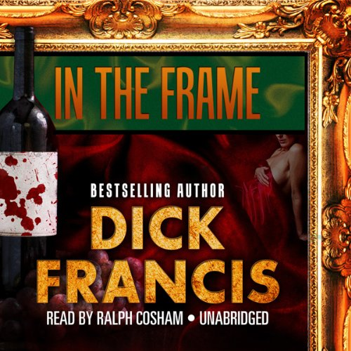 In the Frame audiobook cover art