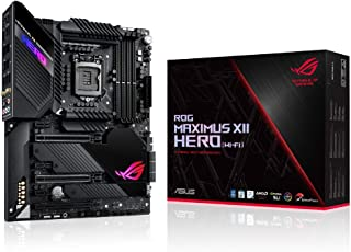 ASUS INTEL Z490 搭載 LGA1200 対応 マザーボード ROG MAXIMUS XII HERO (WI-FI) 【 ATX 】