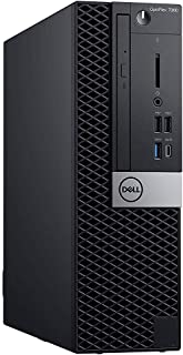 Dell OptiPlex 7060 SFF High Performance PC with Intel Core i7-8700 3.2GHz 6-core CPU, 16GB DDR4 RAM, 256GB NVMe SSD, Windows 10 Professional, Keyboard, Mouse
