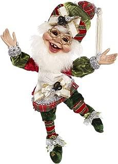 Mark Roberts Gift Wrap Elf 51-77986 Small 11