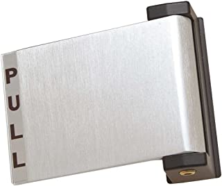 Push Pull Paddle Handles : For Aluminum Store Front Doors : Mortise Style : Push To Left Position