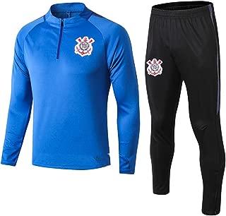 Men's Football Sweatshirt Set, Sport Club Corinthians Paulista Football Wear, Corinthian Long Sleeve Sportswear, Adult Football Jersey Training Wear