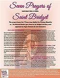 St. Bridget Prayer Card