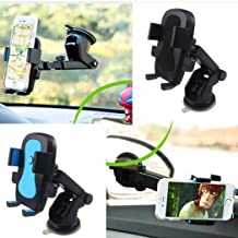 Gatied Car Windshield Multi-function Phone Holder Long Rod Suction Bracket Portable Device Car Mounts