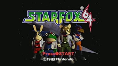 N64 Star Fox 64 - Wii U [Digital Code]