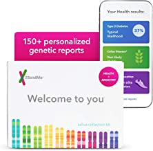 23andMe Health + Ancestry Service: Personal Genetic DNA Test Including Health Predispositions, Carrier Status, Wellness, and Trait Reports (Before You Buy See Important Test Info Below)