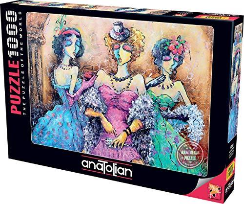 Anatolian 1000Piece Jigsaw Puzzle - Ladies Party Jigsaw Puzzle