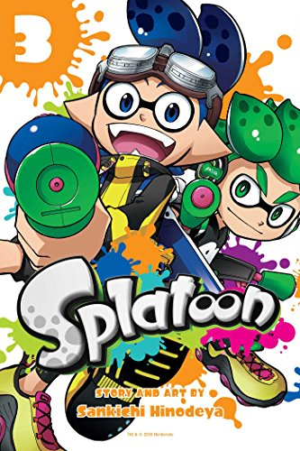 Splatoon, Vol. 3 (version anglaise)