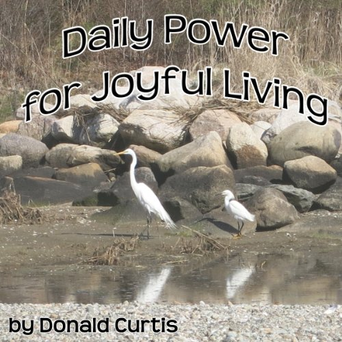 Daily Power for Joyful Living audiobook cover art