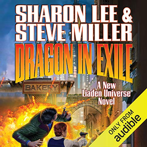 Dragon in Exile Titelbild