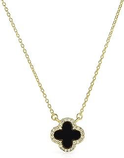 alhambra clover necklace replica