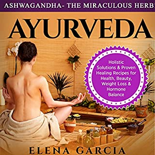 Ashwagandha: The Miraculous Herb! audiobook cover art