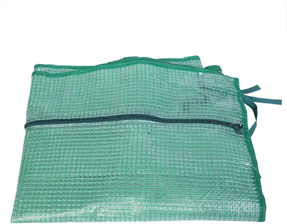 SALUTUY Garden House Warm Greenhouse for Fl Zipper Plastic Tampa Mall with Cash special price
