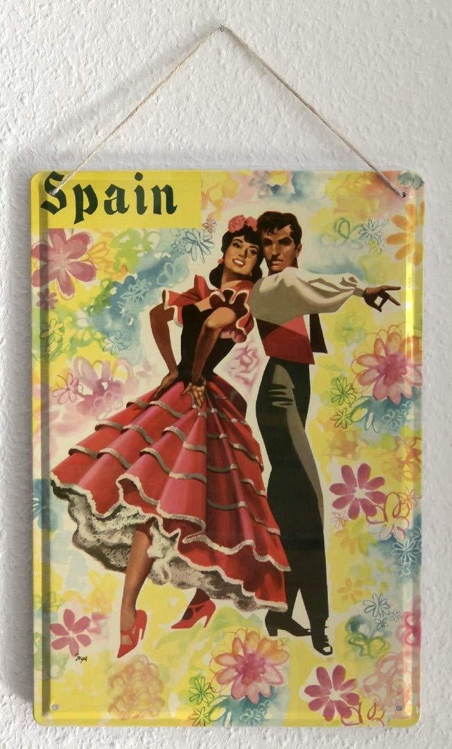 LEotiE SINCE 2004 Cartel Letrero de Chapa Trotamundos El Baile ...