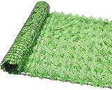 Malla De Ocultacion Jardin Ocultacion Jardin Paneles de hojas de hiedra Valla de jardín de privacidad Pantalla de valla de privacidad de hiedra artificial Pantalla de privacidad de jardín al aire li